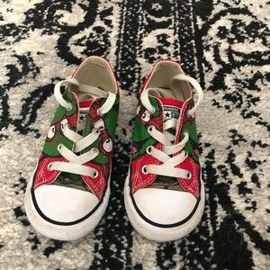 6bf704bf4889 Converse Shoes - Red